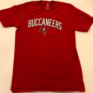 Tampa Bay Buccaneers Kids Tee Size XL